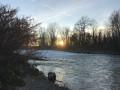 Boucle autour de la confluence Guiers-Rhône