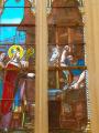 Le parcours du patrimoine GUIDEL - Vitrail de la Chapelle Saint-Matthieu