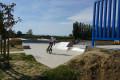 Skate-park et pump-track de Théza